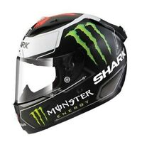 Shark Race R Pro Lorenzo Monster Motorrad Racing Helm überragende Aerodynamik