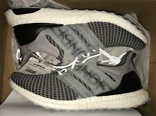 2d1f2658c70f1 ADIDAS x UNDEFEATED ULTRA BOOST US 12 GREY BLACK PRIME KNIT 3M LACES New  CG7148