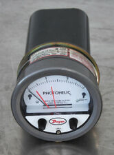 DWYER A3000 SERIES A3003C PHOTOHELIC PRESSURE SWITCH GAUGE