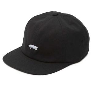 Vans Salton II Cap Black / White