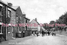 HF 225 - Bengeo Street, Hertford, Hertfordshire c1912 - 6x4 Photo