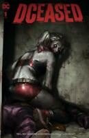 DCeased #1 Jeehyung Lee Harley Quinn Trade Dress Variant DC Comics NM