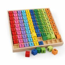 Counting Toy Early Learning Math Montessori Educational Wooden Toys Teaching Aid