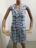 Vestitino GAS Donna Dress Woman Veste Femme Taglia Size S Cotone Estate 8490