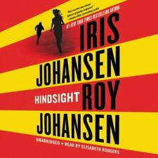 Hindsight by Iris Johansen ~ Compact Disc Book ~ ENGLISH