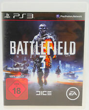 Battlefield 3 - komplett in OVP - Sony Playstation 3 PS3 sehr gut