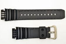 Casio G-SHOCK GW-9100 ORIGINAL  Gulfman Watch Band Black Rubber Strap