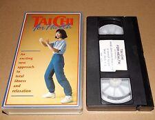 Tai-Chi for Health (VHS, 1997) Tai Chi
