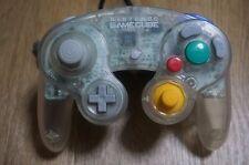 RARE Game Cube Controller Clear Color Japan Wii Nintendo GC gamecube