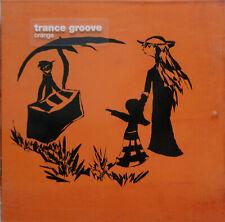 ORANGE / trance groove CD: electro, lounge, downtempo, ZERLETT MARTINO KRACHTEN