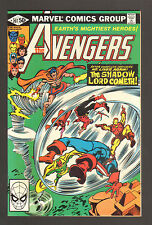 Avengers #207 ~ The Shadow Lord Cometh ~ 1981 (9.0) WH