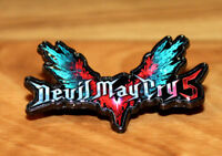 Devil May Cry 5 Rare Collectible Lapel Pin Badge Gamescom 2018 E3 Xbox One PS4 .