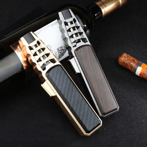 Solar Beam Torcher Torch Lighter Jet Flame for Candle Camping BBQ KitchenB Gc