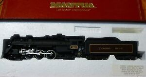 Mantua HO #349-080 Canadian Pacific 4-6-2 Lt. Pacific (Limited Production #103)
