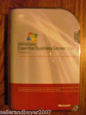 Microsoft Windows Essential Business Server 2008 Premium,SKU 6ZA-00099,Full,BNIB
