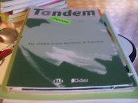 LIBRO TANDEM METHODE DE FRANCAIS PORTFOLIO AA VV 2006 ELI