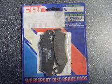 Bremsbeläge Bremsklötze EBC FA 143 MCB 594 LF