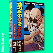 DragonBall: Season Three 3 (DVD, 2010, 5-Disc Set) BRAND NEW!!