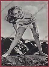 LIZABETH SCOTT 03 ATTRICE ACTRESS CINEMA MOVIE PEOPLE USA Cartolina FOTOGRAFICA