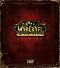 World of Warcraft: Mists of Pandaria Collector's Edition FR-Neuf avec codes-RARE