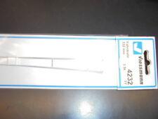 Viessmann 4232 voie TT , caténaire 332 mm, 3 pièces # Neuf Emballage d'ORIGINE #