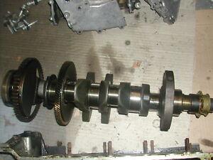 BMW E46 Crankshaft  M43 1433593 318I