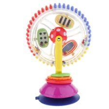 Baby Rattle Rotating Ferris Wheel Windmill Tool With Sucker Developmental Toy