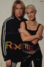 ROXETTE - A3 Poster (ca. 42 x 28 cm) - Clippings Fan Sammlung NEU