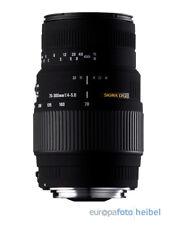 SIGMA 70-300 DG MACRO F. Obiettivo Nikon per d3100 d3200 d5100 d5200 d7000 d7100