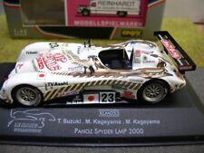 1/43 Onyx XLM053 Panoz Spyder LMP 2000 Suzuki/Kageyama 24h Du Mans 2000 #23