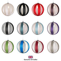 Easy Fit Round LED Ceiling Pendant Light Shades Globe Lampshades Lighting + Bulb