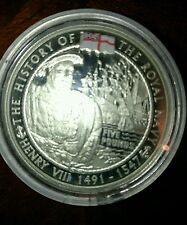 Henry VIII Five Pounds