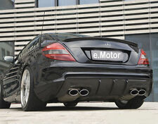 Rear Trunk Spoiler for Mercedes R171 A Type SLK SLK300, SLK550, SLK55AMG