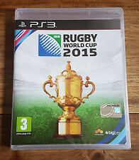 RUGBY WORLD CUP 2015 Jeu Sony PS4 Playstation 4 Neuf Sous Blister VF
