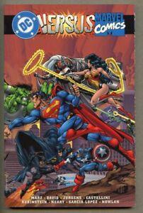 GN/TPB DC Comics Versus Marvel Comics / Marvel Vs DC Collected vf 8.0 1st Print