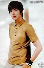 "LEE MIN-HO ""WEARING POLO SHIRT"" POSTER-K-Pop,Boys Over Flowers,City Hunter,Heirs"