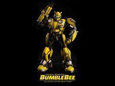 "In Stock! Hasbro threezero 3A Transformers Bumblebee 8"" Autobot Bumblebee DLX"