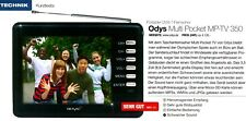 Odys Multi Pocket MP TV 350 Multimedia TV player SD Card 2.0 USB DVB-T MPEG4 AV