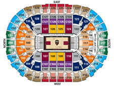 (2) Tickets Cleveland Cavaliers Cavs vs Brooklyn Nets 10/24 Lower Level!