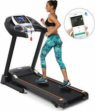 2.25HP Gym Commercial Treadmill Foldiang Electric Treadmill Running Machine