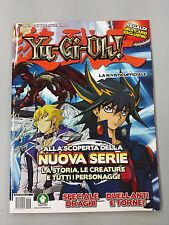 YUGIOH Rivista Ufficiale VOL. 1 Senza Carta GP Publishing Magazine YU-GI-OH!