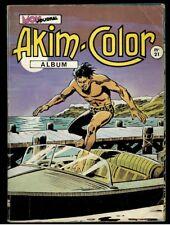 ALBUM AKIM COLOR N°21 ( n°61 au 63 ) ... EDITION ORIGINALE