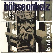 "BÖHSE ONKELZ ""ES IST SOWEIT"" CD NEW"