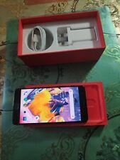"OnePlus 3T 5.5"" 4G - Dual Sim Smart Phone - Black - ""128GB"" 6GB"" RAM- Unlocked"