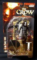 Crow Eric Draven Figure Movie Maniacs Ser 2 New 1999 McFarlane Brandon Lee