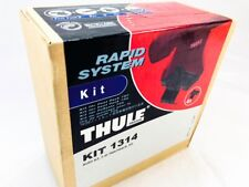 Brand New Thule Kit 1314 Rapid System For Use With Foot Pack 750 Audi A3