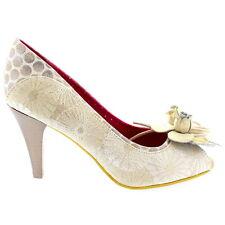 Poetic Licence Women's Textile Heels
