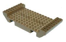 Missing Lego Brick 2560 OldBrown Boat Base 8 x 16 For Set 6274 10040 & 6285
