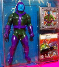 VTG SECRET WARS KANG THE CONQUERER Avengers Marvel Comic Book Group w Shield '84