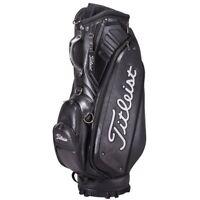 Titleist Japan Golf Caddy Carry Athlete Sports Bag 9.5inch CB842 Black